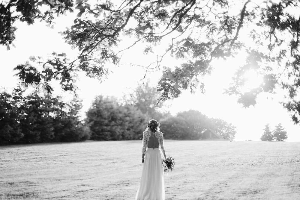 Foto einer Hochzeit