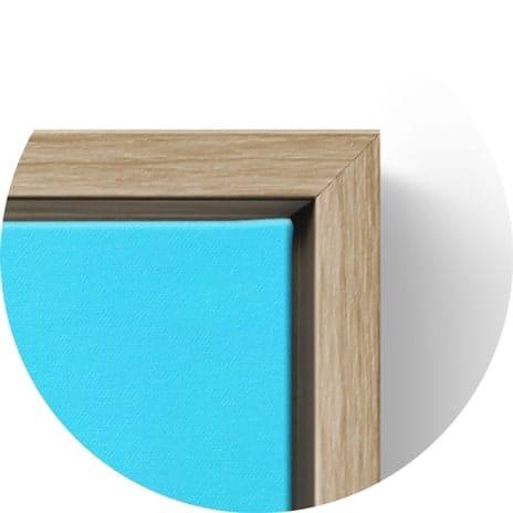 Bilderrahmen: Holzfarben