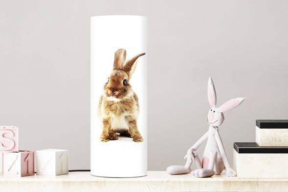 Lampe Kaninchen