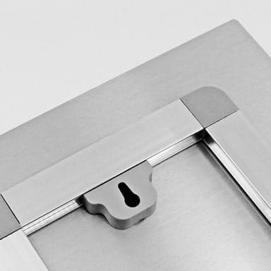 HD Metal drucken und Aufhängen